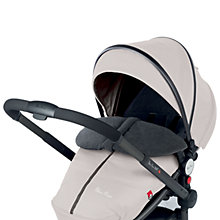 Buy Silver Cross Surf All Terrain Footmuff, Quartz Online at johnlewis.com
