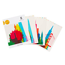 Buy House by John Lewis, Yoni Atler Postcards, Pack of 8 Online at johnlewis.com