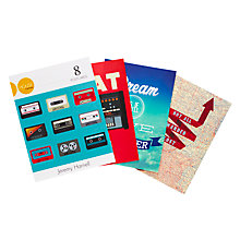 Buy House by John Lewis, Jeremy Harnell Postcards, Pack of 8 Online at johnlewis.com