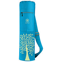 Buy Gaiam Harmony Tree Emboidered Mat Bag Online at johnlewis.com