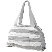 Buy Reebok Yoga Striped Duffel Bag Online at johnlewis.com
