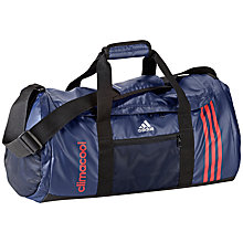 Buy Adidas CLIMACOOL Medium Team Holdall Online at johnlewis.com