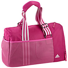 Buy Adidas Climacool Training Team Tote Bag Online at johnlewis.com