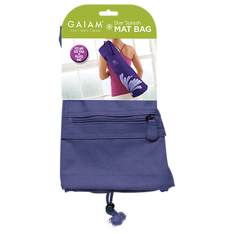 Buy Gaiam Star Splash Yoga Mat Bag Online at johnlewis.com