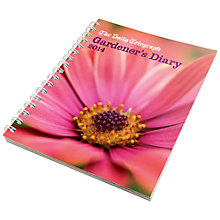 Buy The Daily Telegraph Gardener's A5 2014 Diary Online at johnlewis.com