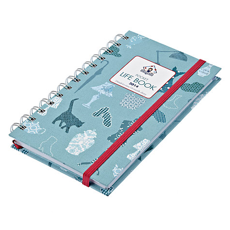 Buy Organised Mum 16-month Slimline Pocket Lifebook 2014 Online at johnlewis.com