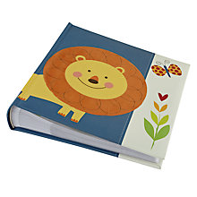 Buy Deva Jungle Friends Boys Photo Album, Large Online at johnlewis.com
