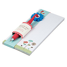 Buy K TWO Magnetic Pad and Pen Set Online at johnlewis.com