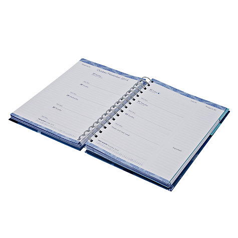 Buy Organised Mum 16-month A5 Lifebook 2014 Online at johnlewis.com