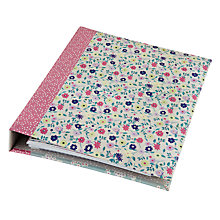 Buy Kirstie Allsopp Vintage Garden Recipe Journal Online at johnlewis.com