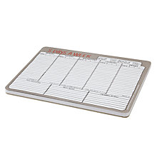 Buy Knock Knock Mouse Pad 5 day Notepad Online at johnlewis.com