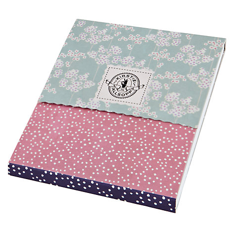 Buy Kirstie Allsopp Vintage Garden Handbag Notebook Online at johnlewis.com