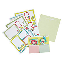 Buy K Two My Organised Home Stationery Set Online at johnlewis.com