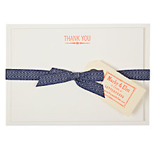 Buy Marby & Elm Thank You Notecards, Pack of 6 Online at johnlewis.com