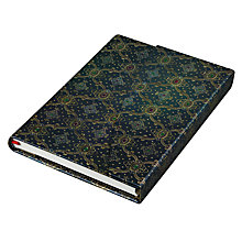 Buy Paperblanks French Ornate Notebook, Blue Online at johnlewis.com