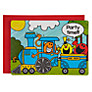 Talking Tables Mr Men Transport Invitations, Pack of 10