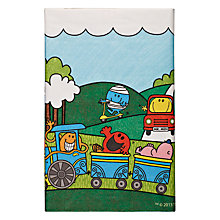 Buy Talking Tables Mr Men Transport Table Cover Online at johnlewis.com