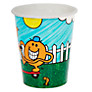 Talking Tables Mr Men Transport Party Cups, Pack of 8