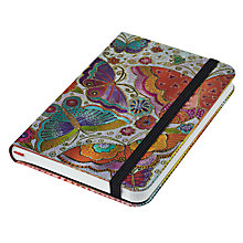 Buy Paperblanks Flutterbys Notebook, Multi, Mini Online at johnlewis.com