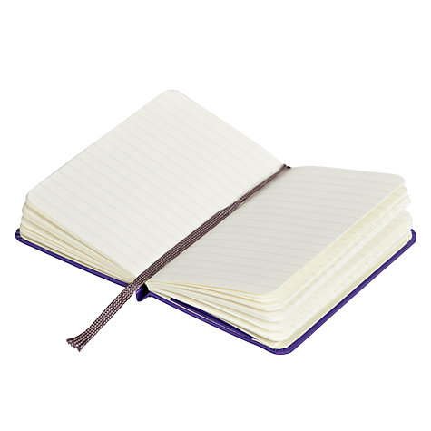 Buy Moleskine Ruled Notebook, Small Online at johnlewis.com