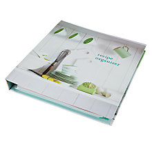 Buy Ryland Peters & Small Recipe Organiser, Extra Large Online at johnlewis.com