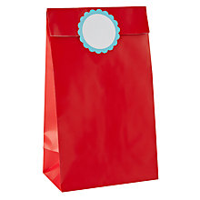 Buy Personalised Party Bags, Pack of 12 Online at johnlewis.com