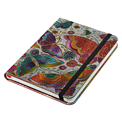 Buy Paperblanks Flutterbys Notebook, Multi Online at johnlewis.com