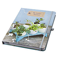 Buy Ryland Peters & Small My Garden Notebook Online at johnlewis.com