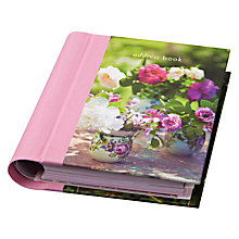Buy Ryland Peters & Small Floral Address Book Online at johnlewis.com