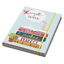 Buy Chronicle Books Write It Down Pocket Journal Online at johnlewis.com