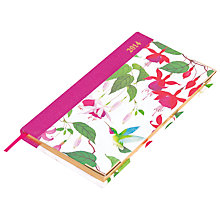 Buy Caspari Ltd Hummingbirds Slim 2014 Diary Online at johnlewis.com
