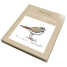 Buy Madeleine Floyd A Year of Birdsong A5 2014 Diary Online at johnlewis.com