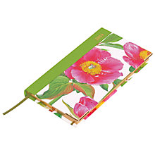 Buy Caspari Ltd Peony Flora Slim 2014 Diary Online at johnlewis.com