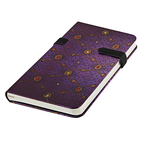 Buy Paperblanks Ornate Slim Violet Mini 2014 Diary Online at johnlewis.com