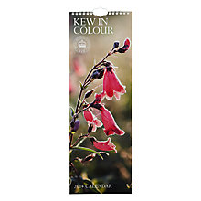 Buy Kew in Colour Slim 2014 Calendar Online at johnlewis.com
