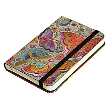 Buy Paperblanks Flutterbyes Mini 2014 DIary Online at johnlewis.com