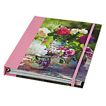Buy Ryland Peters & Small Roses & Peonies 2014 Diary Online at johnlewis.com