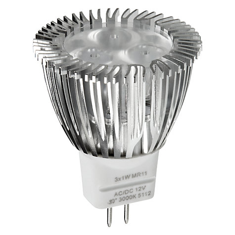 Buy Belid 3W MR11 LED Reflector Bulb Online at johnlewis.com