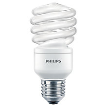 Buy Philips 23W ES CFL Spiral Bulb Online at johnlewis.com