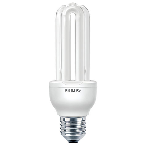 Buy Philips 18W ES CFL Stick Bulb Online at johnlewis.com