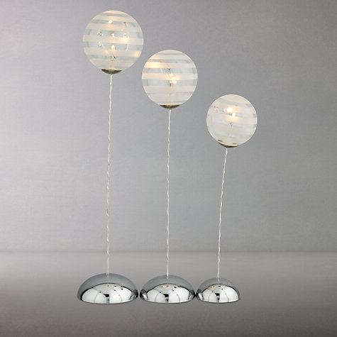Buy Sirius Trio LED Table Lamp, Set of 3 Online at johnlewis.com