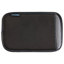 Buy Garmin Universal Soft Carry Case, 5 Inch Online at johnlewis.com