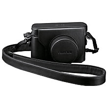 Buy Fujifilm Premium Leather Case for FinePix X20/X10 Online at johnlewis.com