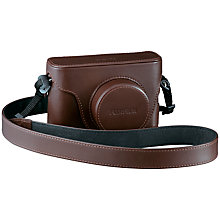 Buy Fujifilm Premium Leather Case for FinePix X100S Online at johnlewis.com