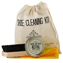 Buy JOHN LEWIS & Co. Shoe Cleaning Kit Online at johnlewis.com