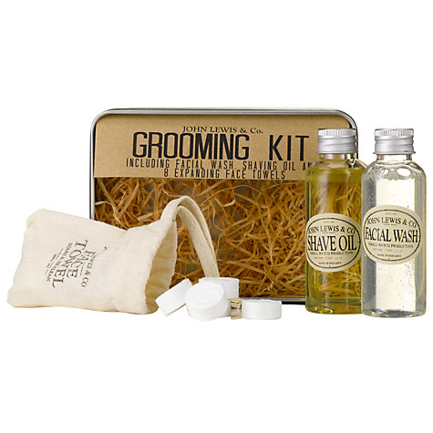 Buy JOHN LEWIS & Co. Travel Grooming Kit Online at johnlewis.com