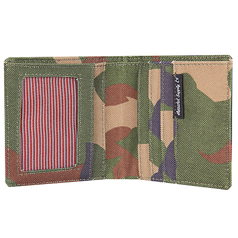 Buy Herschel Stanley Wallet Online at johnlewis.com