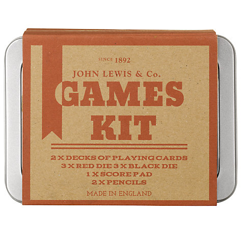 Buy JOHN LEWIS & Co. Games Kit Online at johnlewis.com