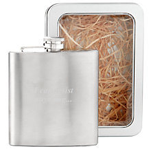 Buy JOHN LEWIS & Co. Hip Flask Online at johnlewis.com