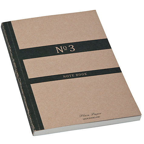 Buy JOHN LEWIS & Co. Note Book Online at johnlewis.com